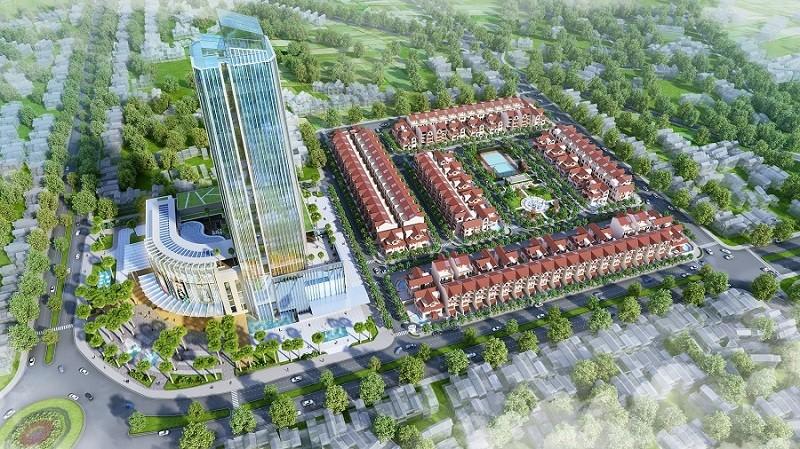 Một khu phức hợp đô thị Vinhomes của tập đoàn Vingroup (ảnh minh họa)
