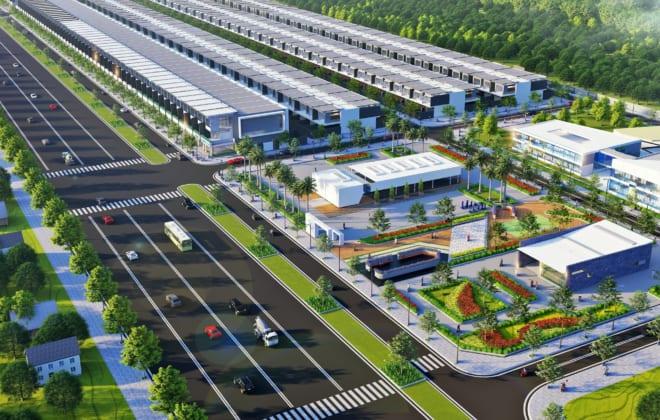 Hình ảnh phối cảnh dự án Megacity Kon Tum Park View