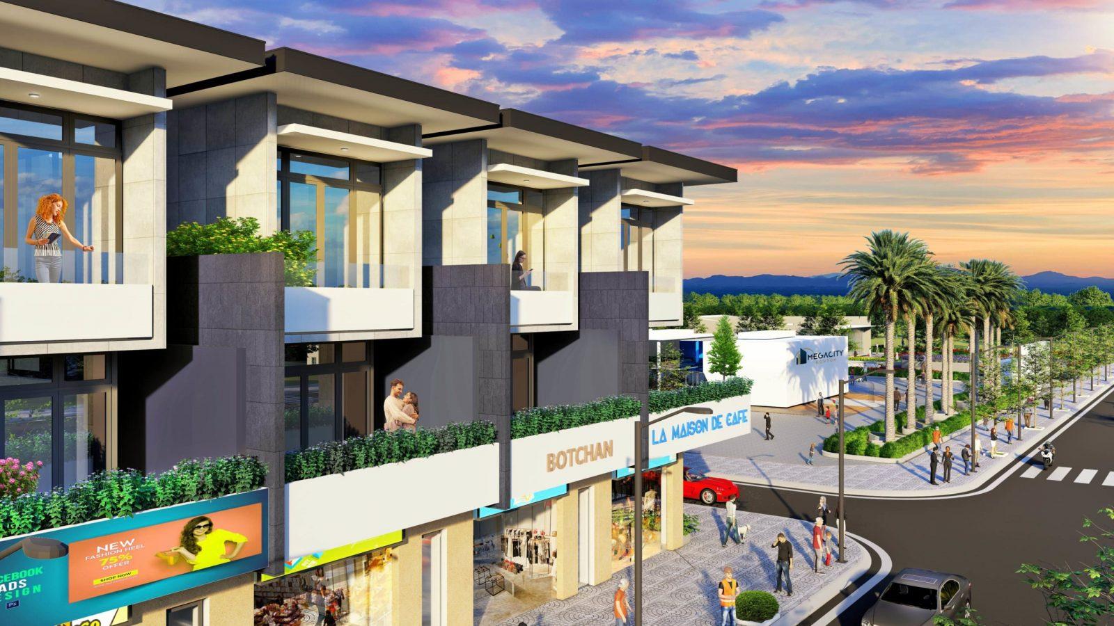 Triển khai mô hình nhà phố nhân 3 lợi ích tại Kon Tum